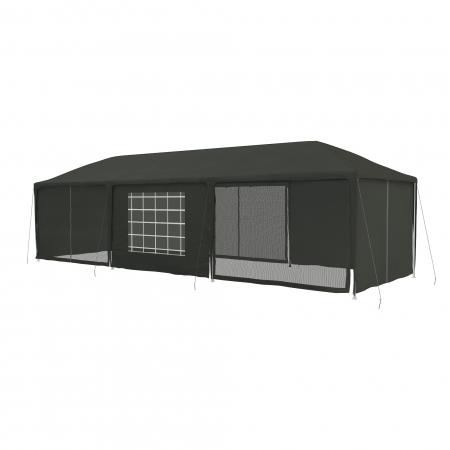 Steckpavillon 3x9m