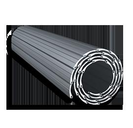 Aluminium Profil Rollladenpanzer