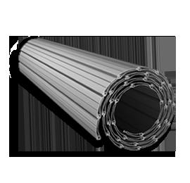PVC Profil Rollladenpanzer