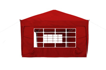 Faltpavillon Seitenteile | Seitenwände